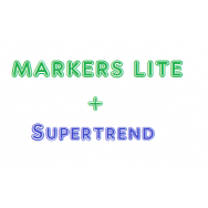 Combo Supertrend + Markers Lite System