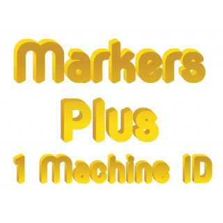 Markers Plus Single License