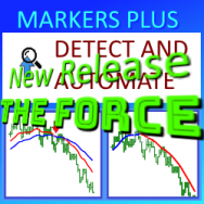 Markers Plus System for NinjaTrader
